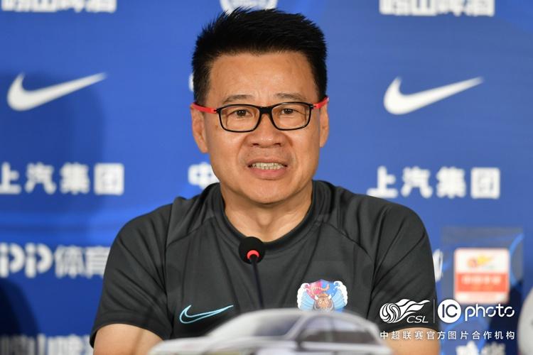 赛前声音 | 吴金贵:王栋是青岛队场上领袖 张外龙:陈杰恢复很好出场还有困难