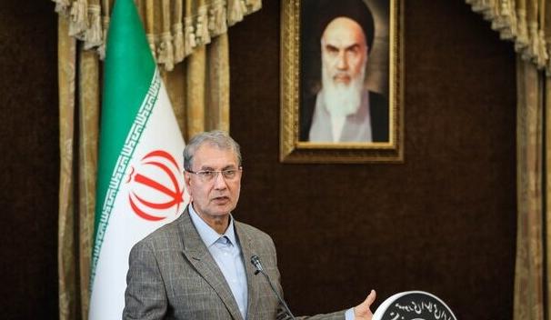 △伊朗政府发言人阿里·拉比伊(图片来源:伊朗迈赫尔通讯社)