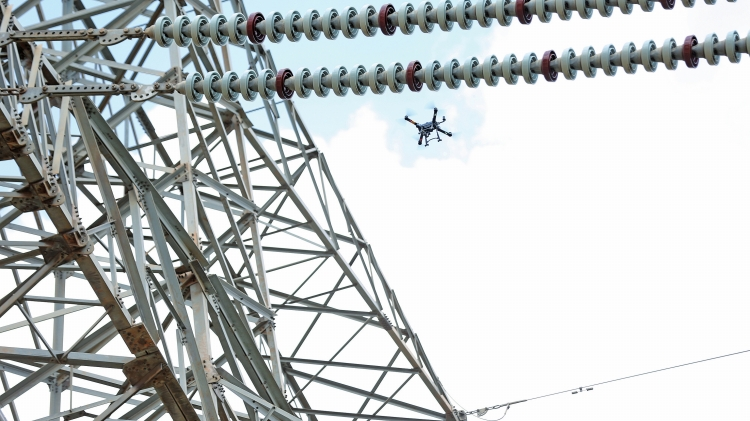 南方电网公司开展2020年多旋翼无人机技能竞赛