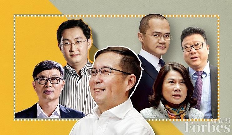 福布斯发布中国最佳 CEO 榜:阿里张勇第一,腾讯马化腾第二,美团王兴第五