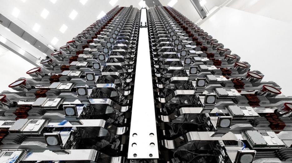 """美国SpaceX已部署近600颗""""星链""""卫星 却存在5大局限"""