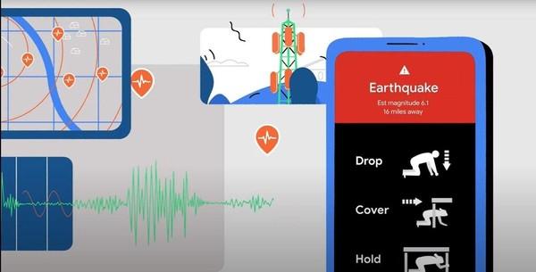手机秒表地震仪 谷歌将地震探测警报引入Android手机