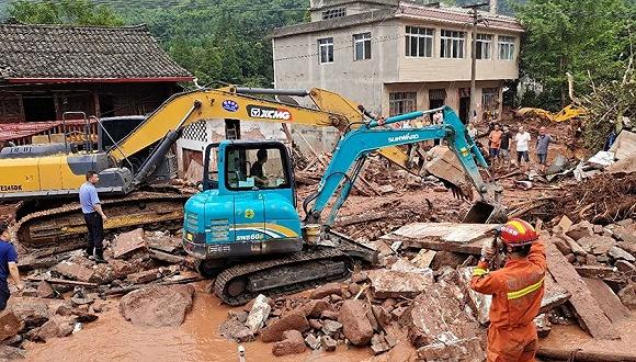 地方新闻精选 | 四川省遭遇强降雨超10万人受灾 张玉环已办理新身份证