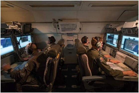 港媒:美军在南海以民航飞机为掩护抵近中国侦察