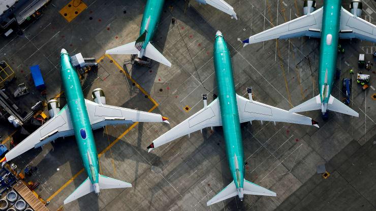 7月又被取消43架737 Max订单!波音连续六个月订单负增长