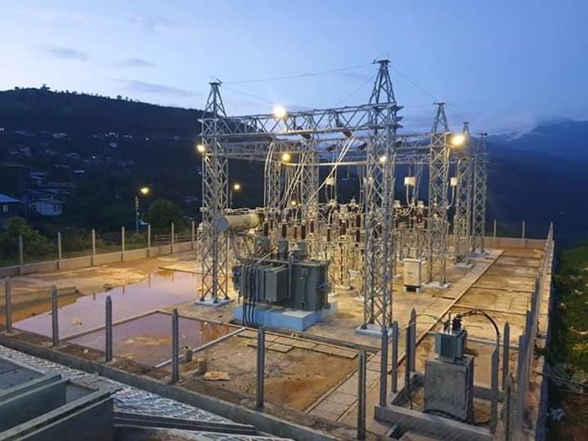 宝鹰股份子公司承建缅甸电网项目正式通电 一改当地限时限量用电史