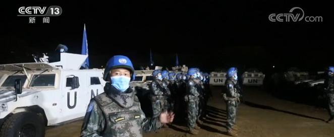 南苏丹:中国维和步兵营完成武装护送任务