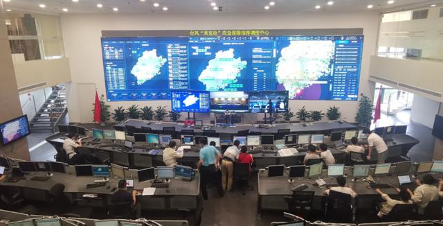 """抗击台风""""米克拉""""丨中国移动出动保障人员1576人次"""