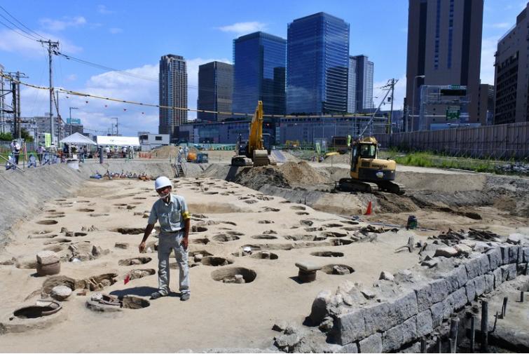 骇人听闻!日本大阪市中心挖出1500具人骨是怎么回事?具体什么情况?