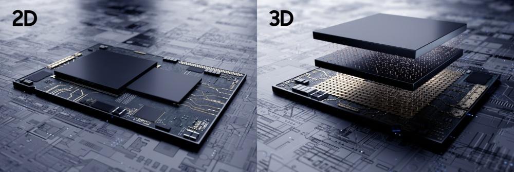 三星公布自家的3D芯片封装技术X