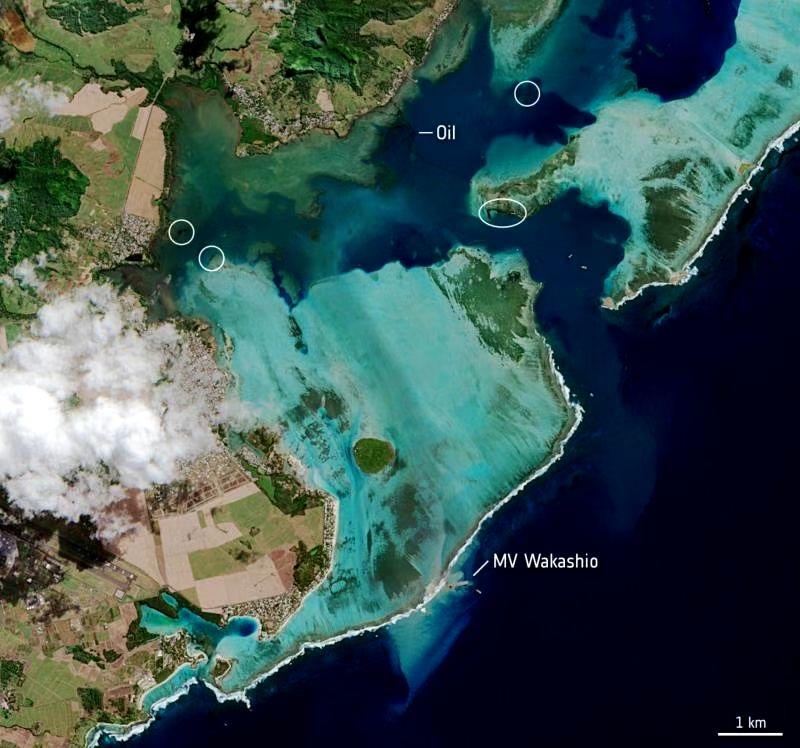 毛里求斯总理称搁浅货船抽油工作已经结束