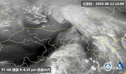 风云卫星眼中的北京最强暴雨