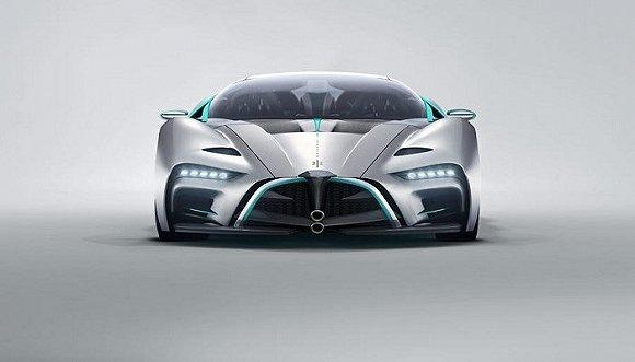 美国Hyperion公司将推氢电动超级跑车 续航超1600公里
