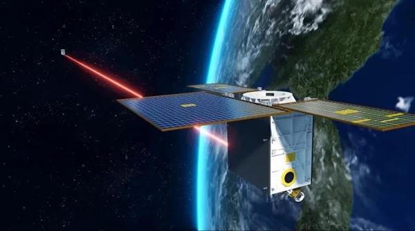 """中国卫星激光通信""""行云二号""""实现稳定双向通信"""