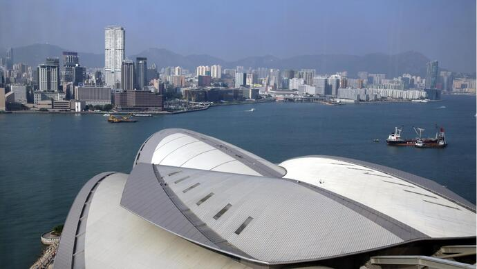 记者眼中香港立法会乱象:反对派