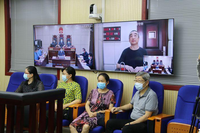 淮河能源控股集团原党委委员张俊受审 被控收受财务超173万