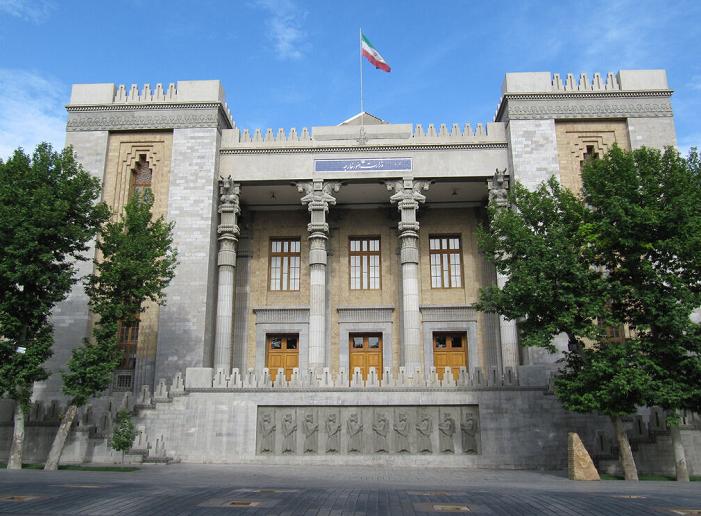 伊朗外交部谴责阿联酋同以色列关系正常化