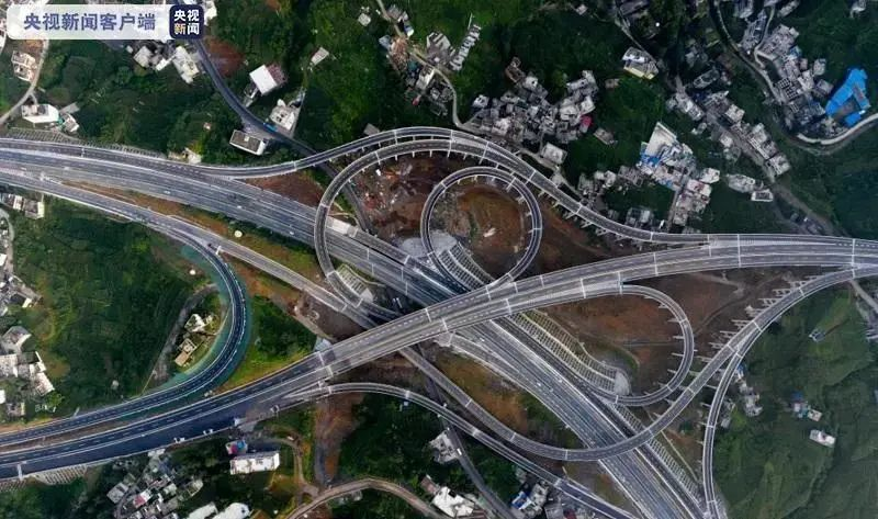 全长135公里,这条连接贵州四川云南的高速,预计