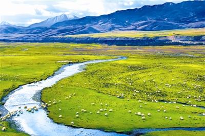 三江源国家公园:青藏高原的自然