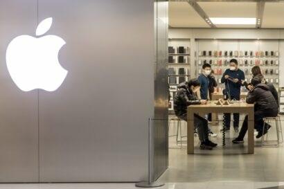 苹果AppStore中国区销售额突破2000亿元