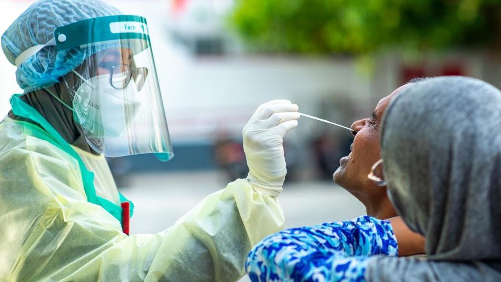 马尔代夫新增128例新冠肺炎确诊病例 累计确诊5494例