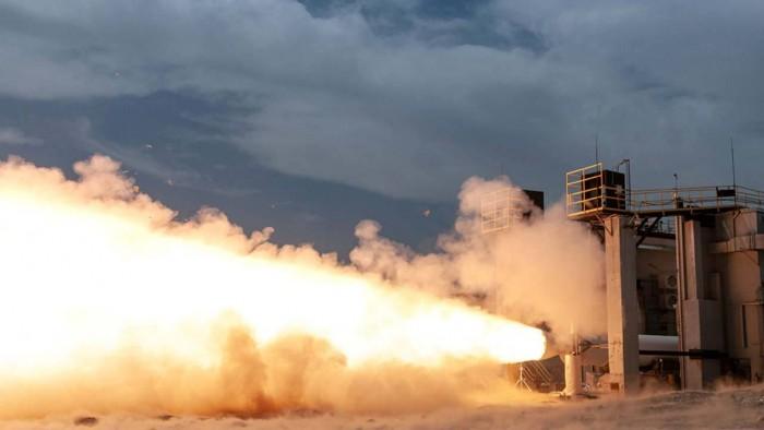 """诺斯罗普·格鲁曼为ULA""""火神""""火箭完成了新型发动机的首次地面测试"""