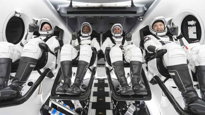 NASA详细介绍SpaceX首次定期向国际空间站发射载人龙飞船的计划