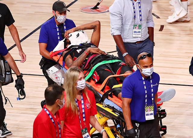 热火官宣:小德里克-琼斯颈部拉伤 周末复查