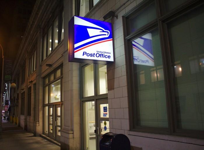 美国邮政总局移除邮件分拣机器 员工担心大选邮寄选票出问题