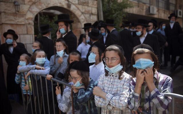以色列新增1118例新冠肺炎确诊病例 累计确诊92198例