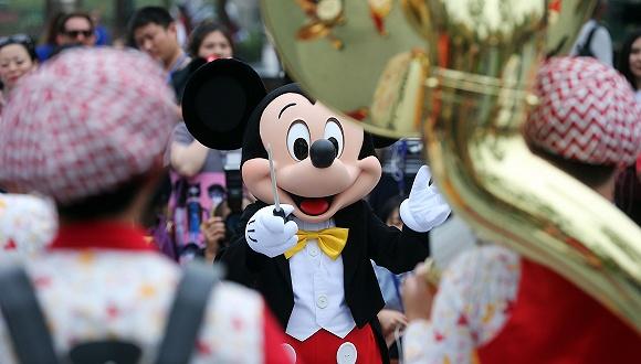 游客承载量上调 上海迪士尼不再需要预约进场