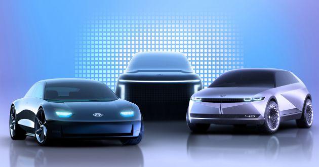 现代将Ioniq用作电动汽车专属品牌