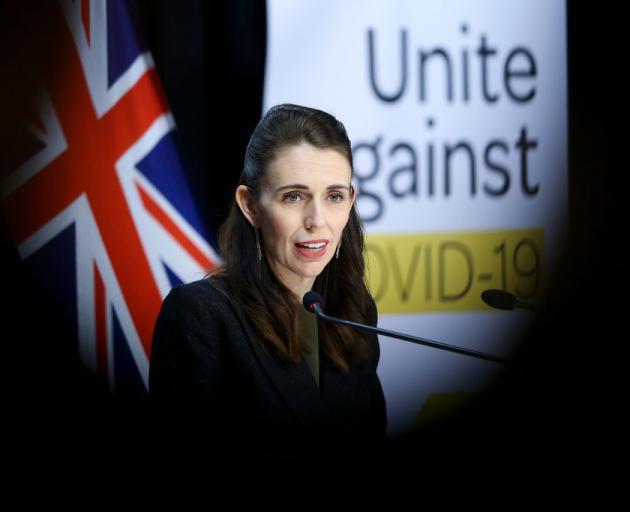 新西兰总理阿德恩(图源:Getty)