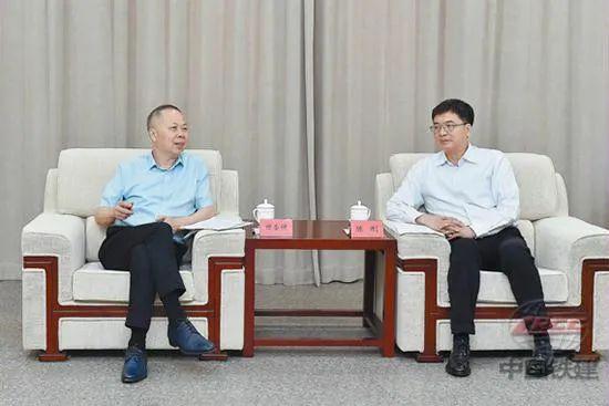 中铁建董事长意外坠亡 万亿巨头