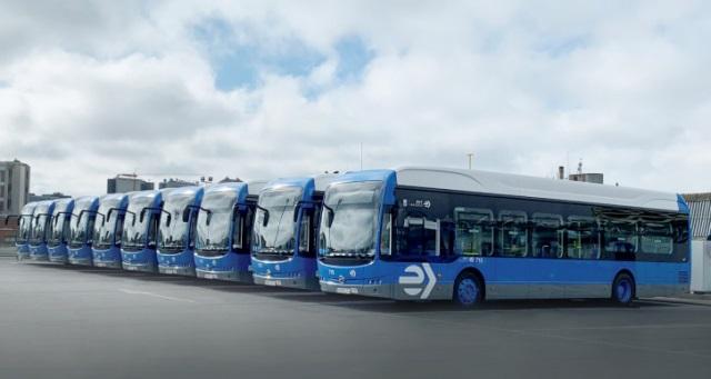 订单不断!比亚迪获西班牙市政交通公司 30 台纯电大巴订单