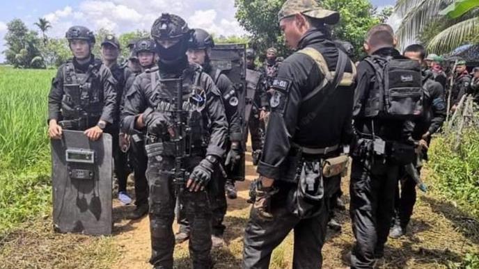 泰国南部针对武装分离主义采取清剿行动 击毙7人