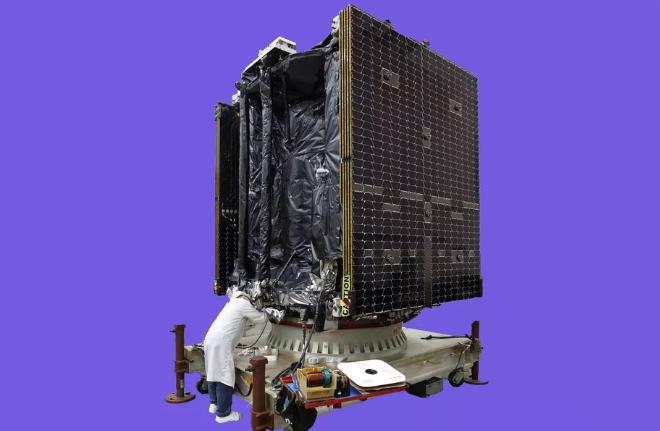 """诺斯罗普·格鲁曼公司再次发射为卫星提供""""续命""""服务的航天器"""