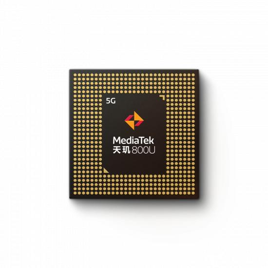 联发科发布最新5G芯片天玑800U??