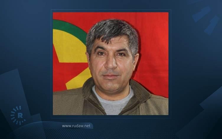 被打死的库尔德工人党军官 图源:库尔德斯坦媒体Rudaw