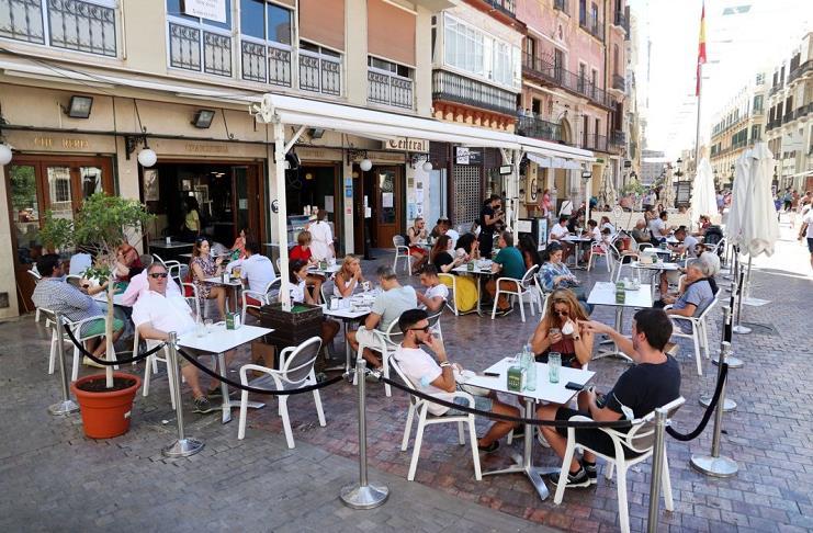 过去两周 西班牙新冠病毒感染率为欧洲国家中最高