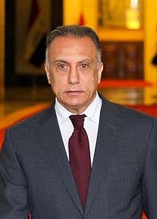 △伊拉克总理卡迪米