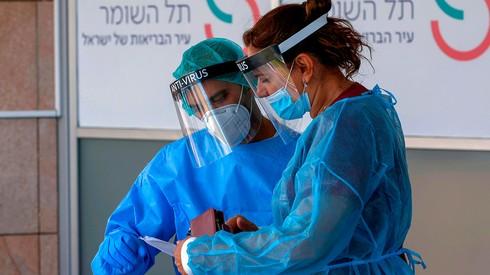 以色列新增987例新冠肺炎确诊病例 累计95264例