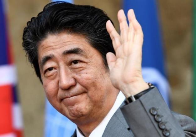 日本首相安倍复工: 会尽力管理好身体
