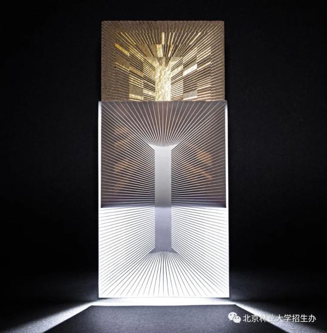 """""""新绿""""们,北京林大新版录取通知书又来了!"""