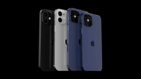 确实存在?5.4英寸iPhone12正式