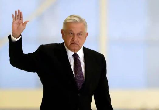 墨西哥新冠死亡数升至全球第三 总统却称根除腐败后才戴口罩