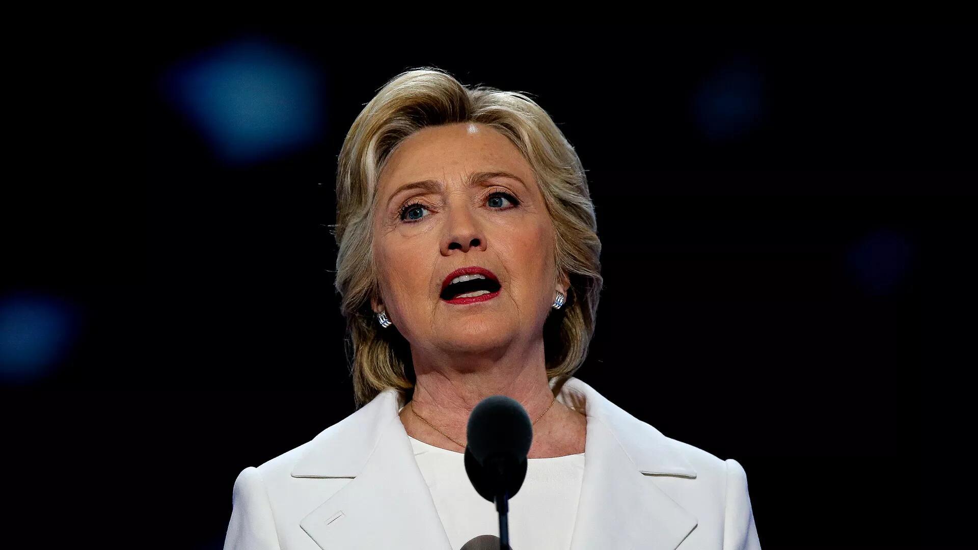 希拉里:我本希望特朗普成为一位更好的总统