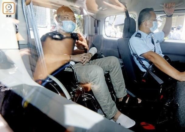 港媒:港区国安法首名被告申请人身保护令被拒,曾驾车冲撞警员