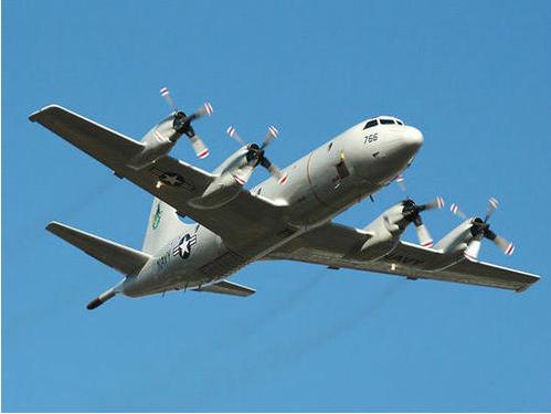 美军机1天2次抵近台湾海峡距福建沿岸仅109公里