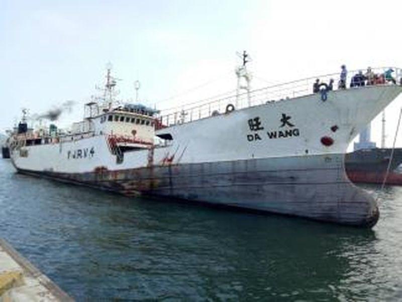 涉嫌虐待外籍渔工,美国向台湾渔船发出渔获扣押令